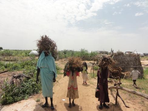 women in Darfur Sudan